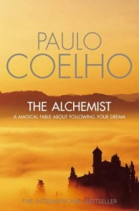 The Alchemist book by Paulo Coelho