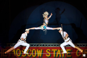 Moscow State Circus Act