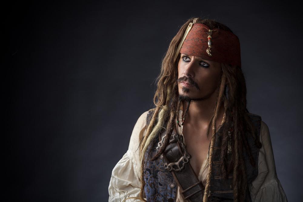 Jack Sparrow thinking