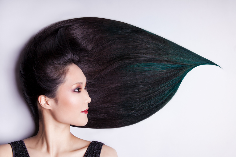 Creative Hair Shot