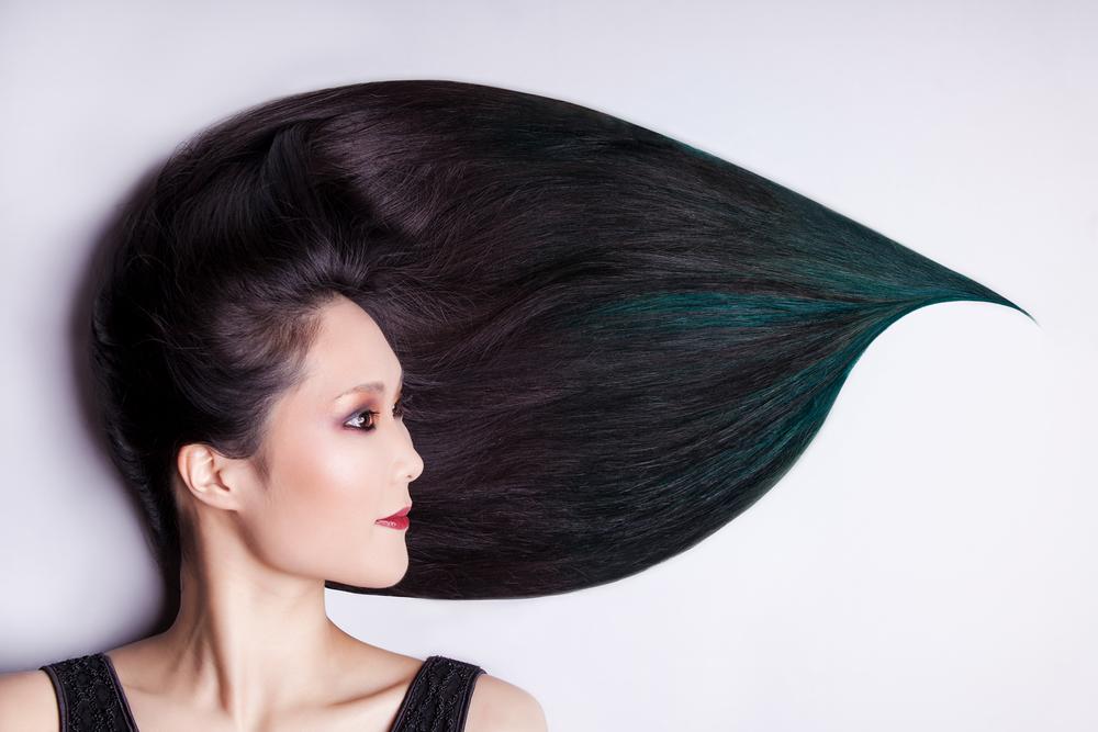 Creative Hair Shot