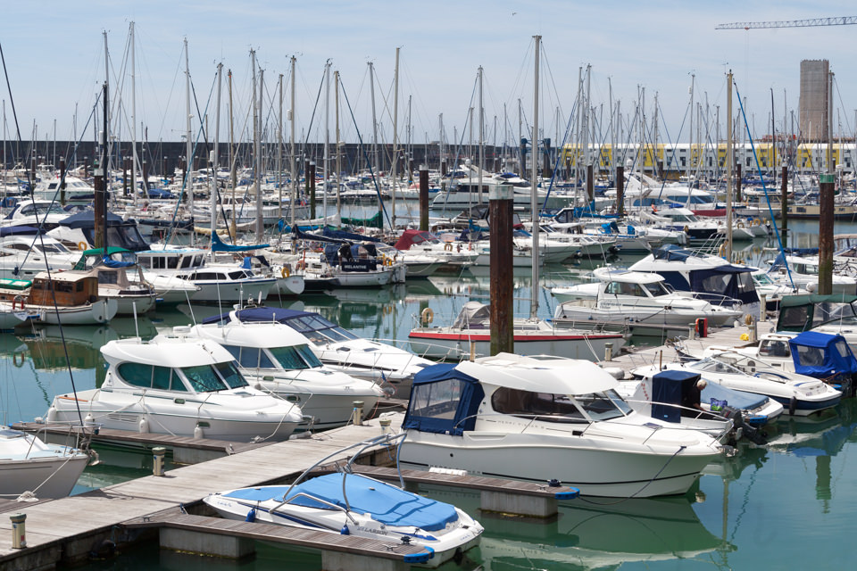 5dMKII shot of the Marina