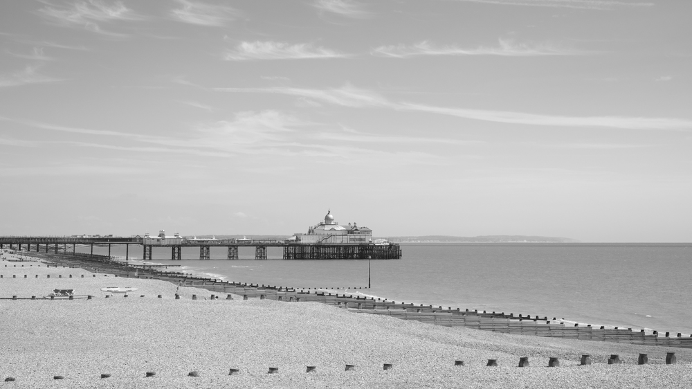 XT1 Eastbourne Pier