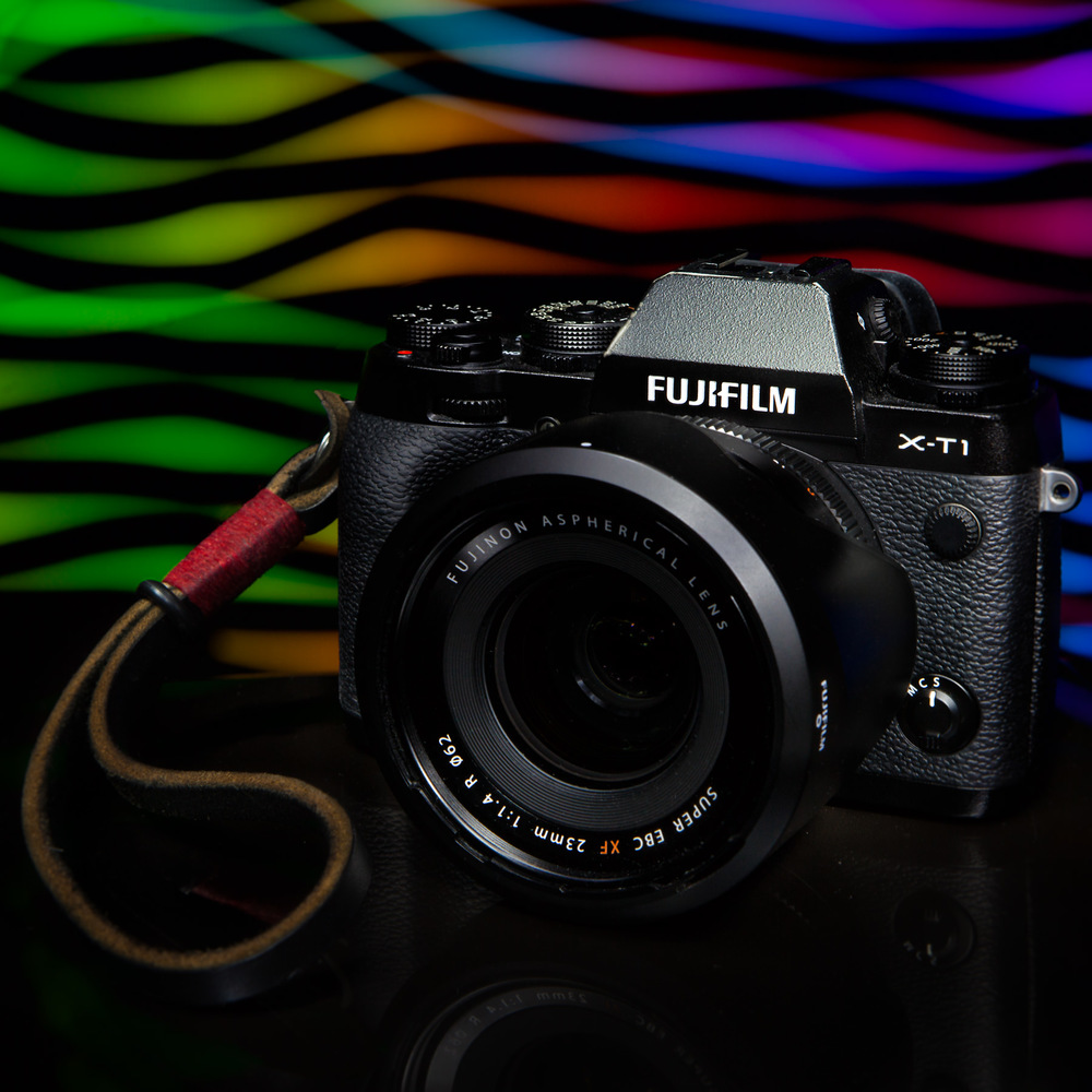 Fuji X-T1 Light Painting