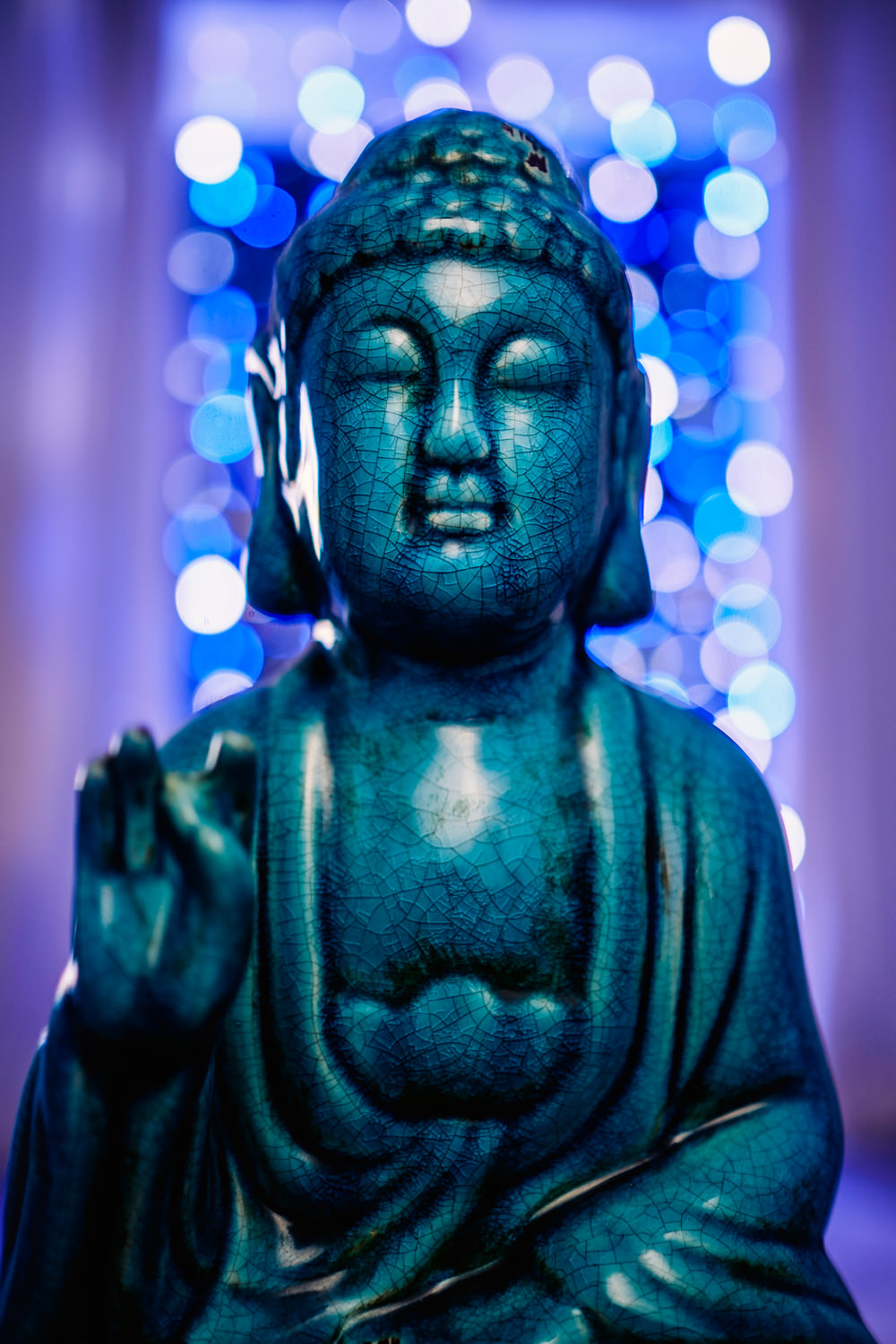 Buddha with Bokeh