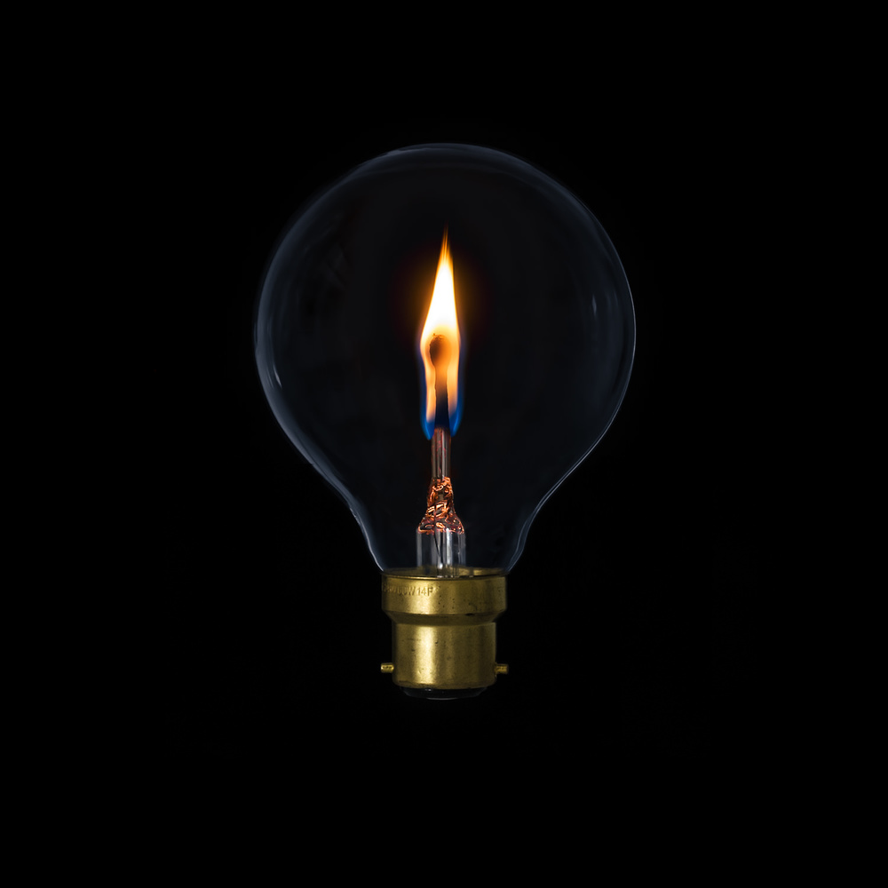 Surreal Lightbulb