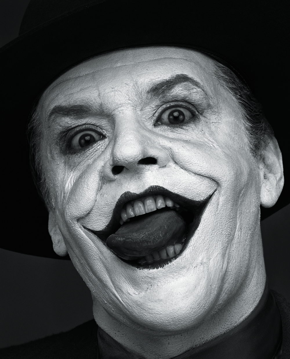 © Photo London, published by teNeues,   www.teneues.com  . Jack Nicholson III, London 1988, Photo © Herb Ritts/Camera Work