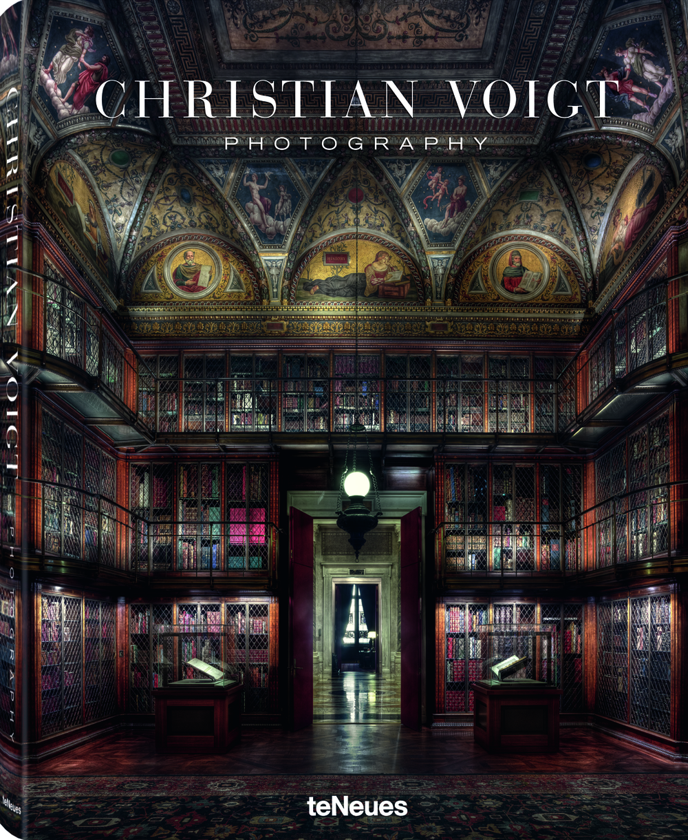 © Christian Voigt Photography, to be published by teNeues in August 2015, € 79,90 www.teneues.com. The Morgan Library III, New York, USA, 2015, Photo © 2015 Christian Voigt Collection & Photography GmbH. All rights reserved.