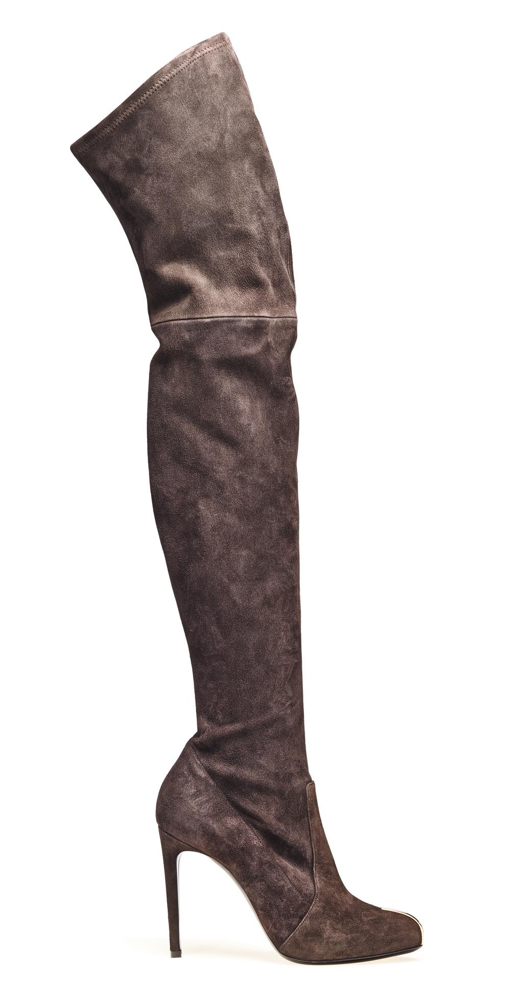 P & K Freisteller HW 2015 Casadei Stiefel 1070 EUR