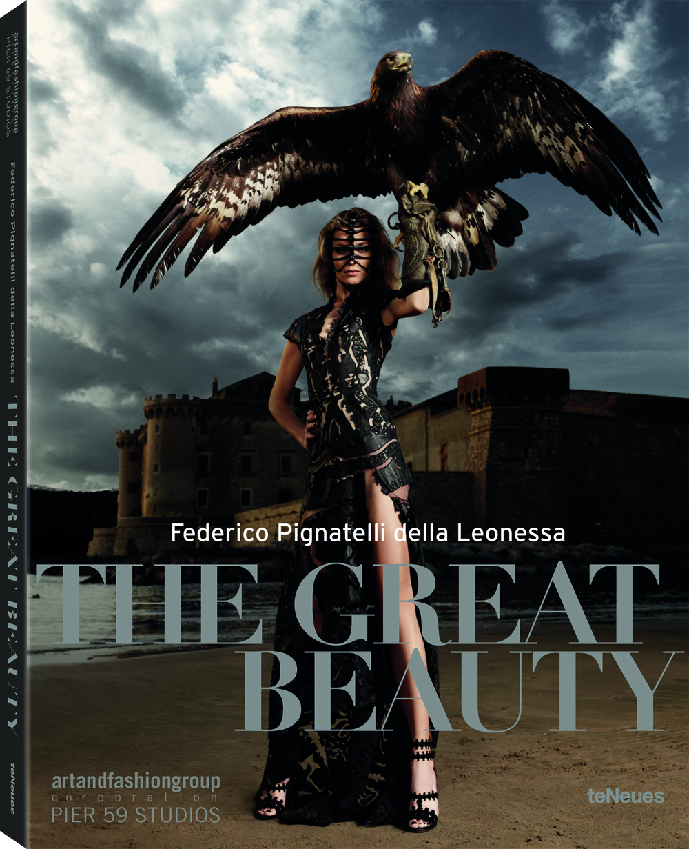 © The Great Beauty by Federico Pignatelli della Leonessa, to be published by teNeues in November 2015, € 49,90, www.teneues.com. Photo © 2015 Art and Fashion Group. All rights reserved. www.pier59studios.com, www.artandfashiongroup.com