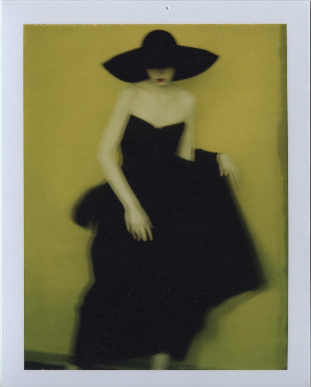 Sarah Moon: Fashion 9, Yohji Yamamoto, 1996 © Sarah Moon