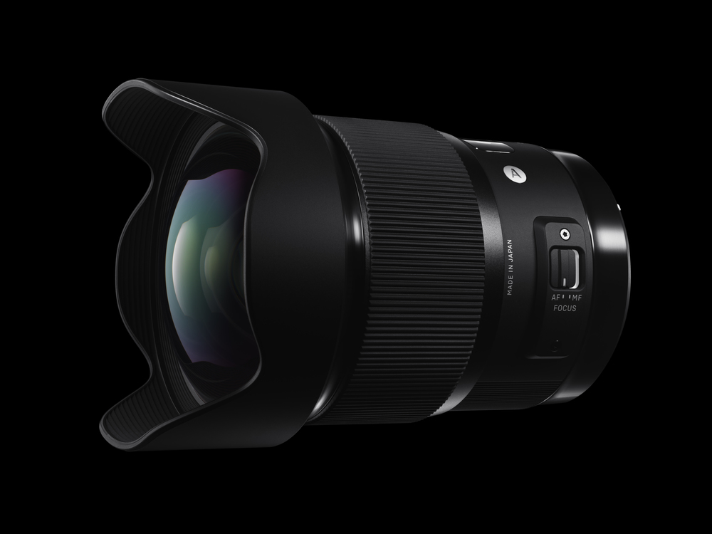 Sigma 20mm F1,4 DG HSM Art