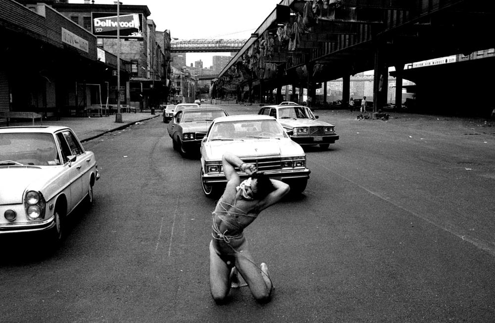 Miron Zownir, NYC 1982 © Miron Zownir