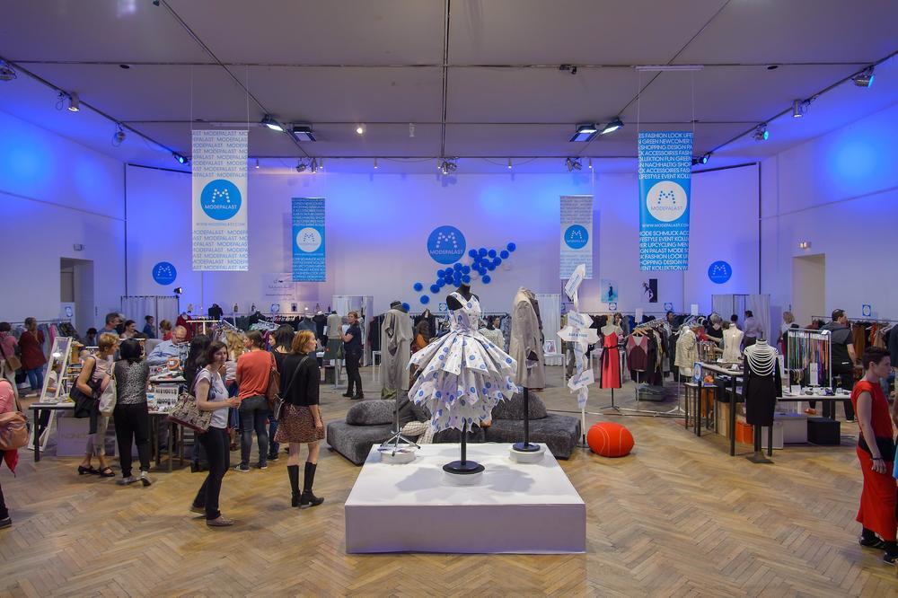 Modepalast, Kunsthaus, Wien, 8.5.2015,