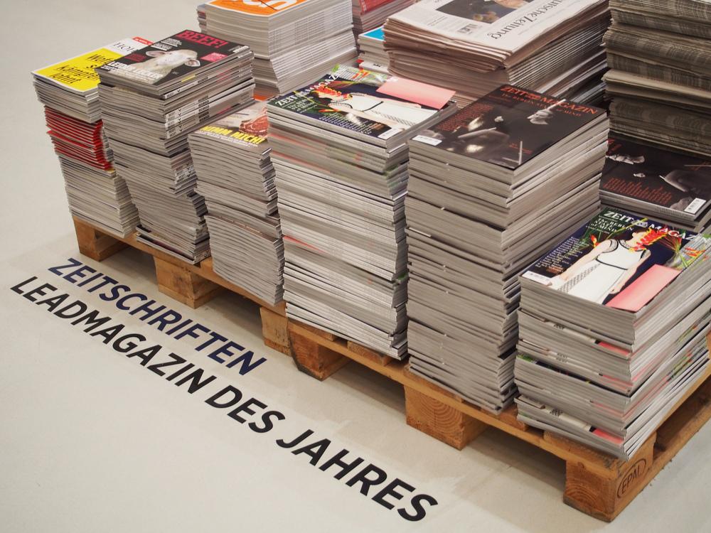 Blick in die Ausstellung VisualLeader. © Julia Bunnemann/Deichtorhallen
