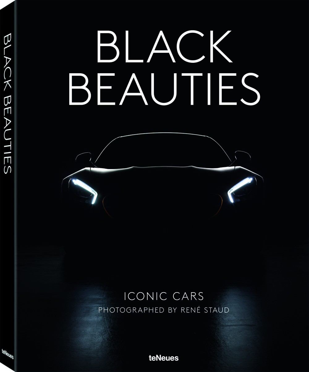 © Black Beauties - Iconic Cars Photographed by René Staud, to be published by teNeues in September 2016, € 98, -  www.teneues.com .  Mercedes-Benz AMG GT, since/seit 2014 , Photo © 2016 STAUD STUDIOS GmbH. All rights reserved.  www.staudstudios.com
