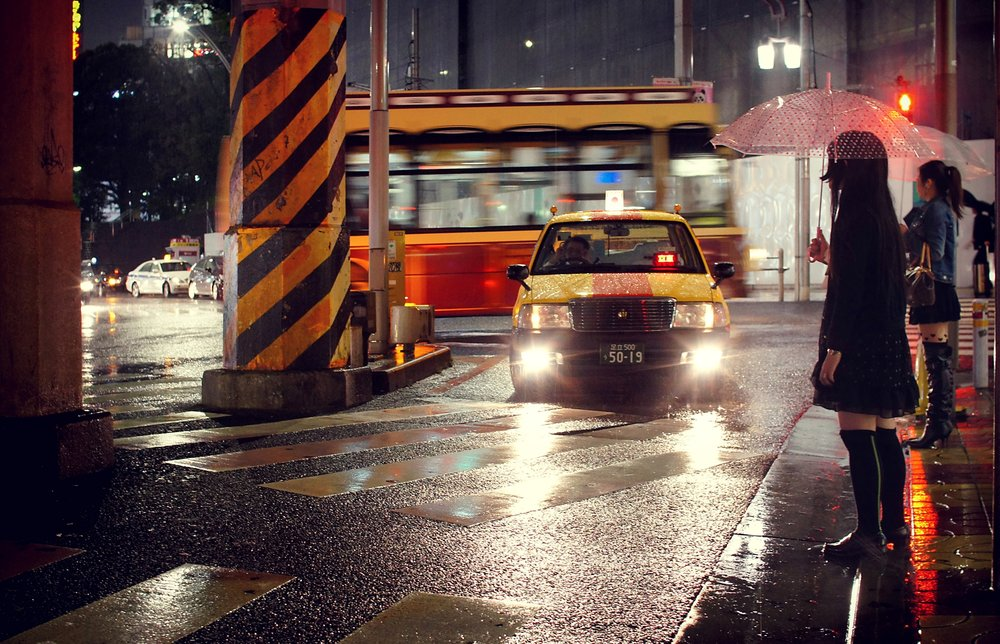 Tokio/Tokyo 2012© Jürgen Bürgin