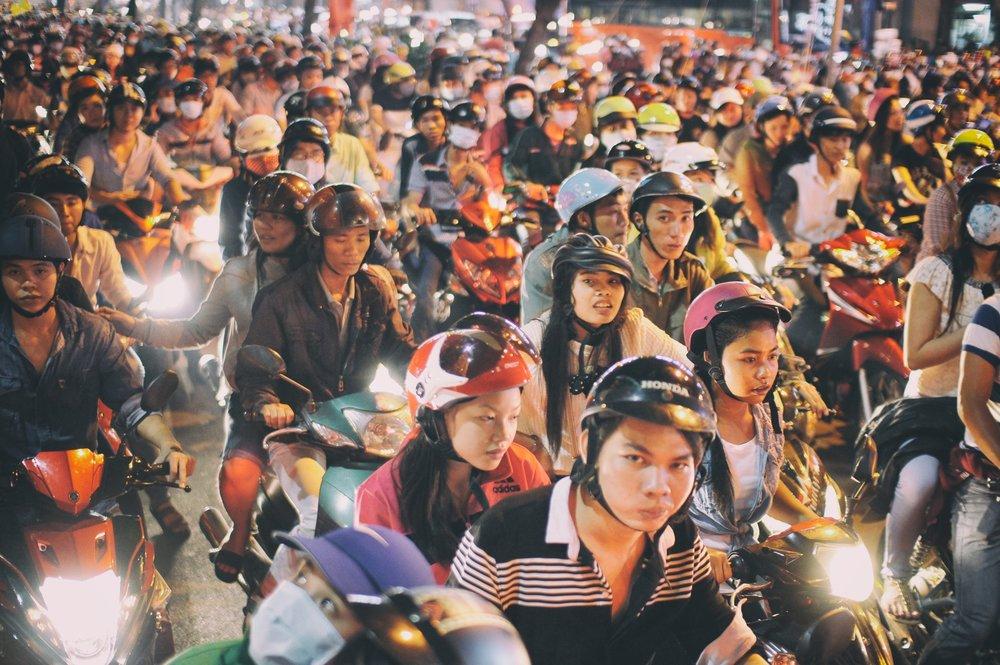 Saigon 2014 © Jürgen Bürgin