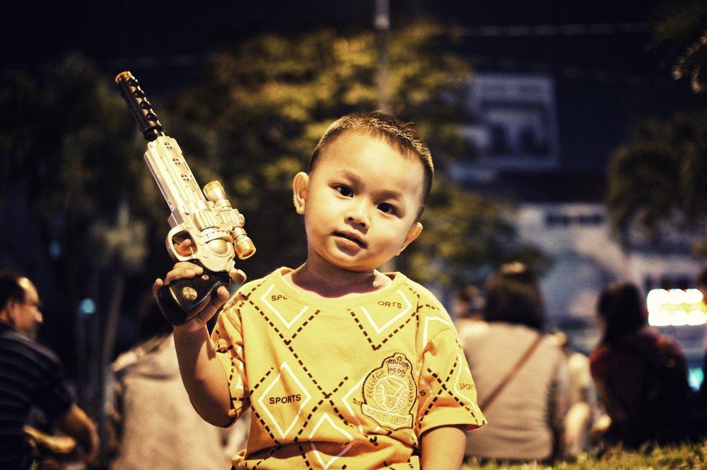 Juergen Buergin - Saigon 2013