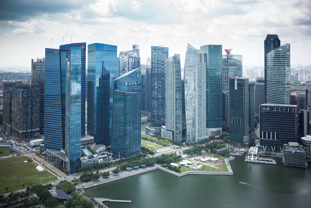 Singapur by Eric Berger - Leica MP