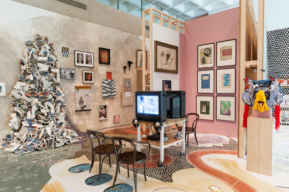 The 8th Asia Pacific Triennial of Contemporary Art (APT8) 