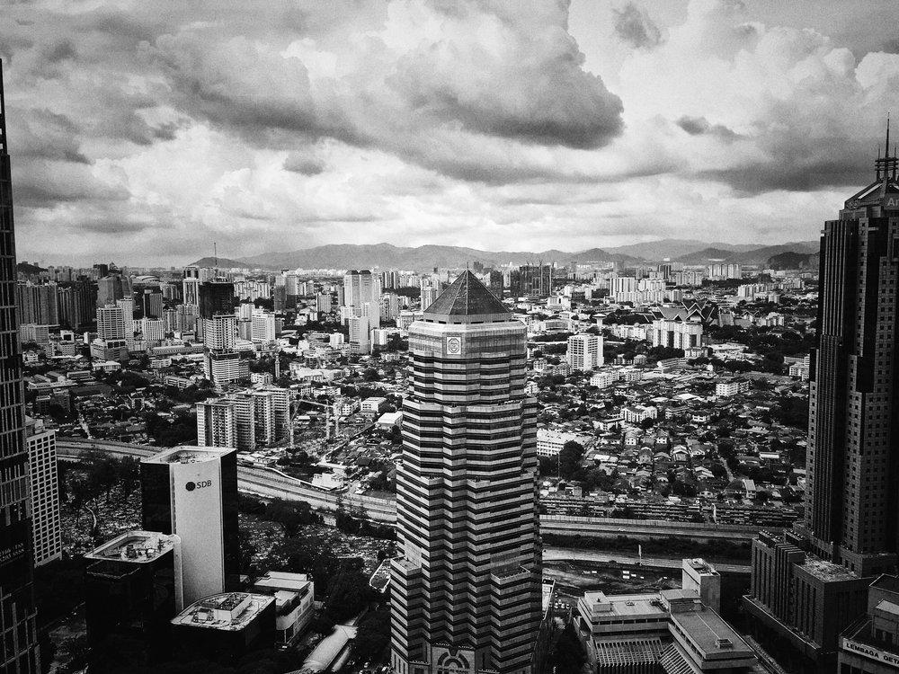 Kuala Lumpur by Eric Berger