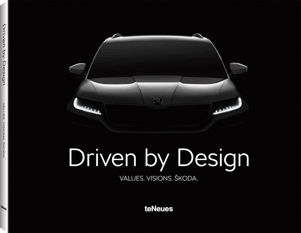 Photo © ŠKODA Auto, a.s.  Driven by Design - VALUES. VISIONS. ŠKODA. erschienen bei teNeues, € 39,90, www.teneues.com .