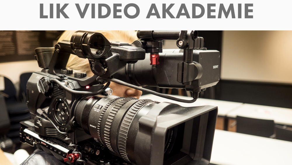 Lehrgang digitales filmen und Vide - LIK Akademie für Foto und Design Wien