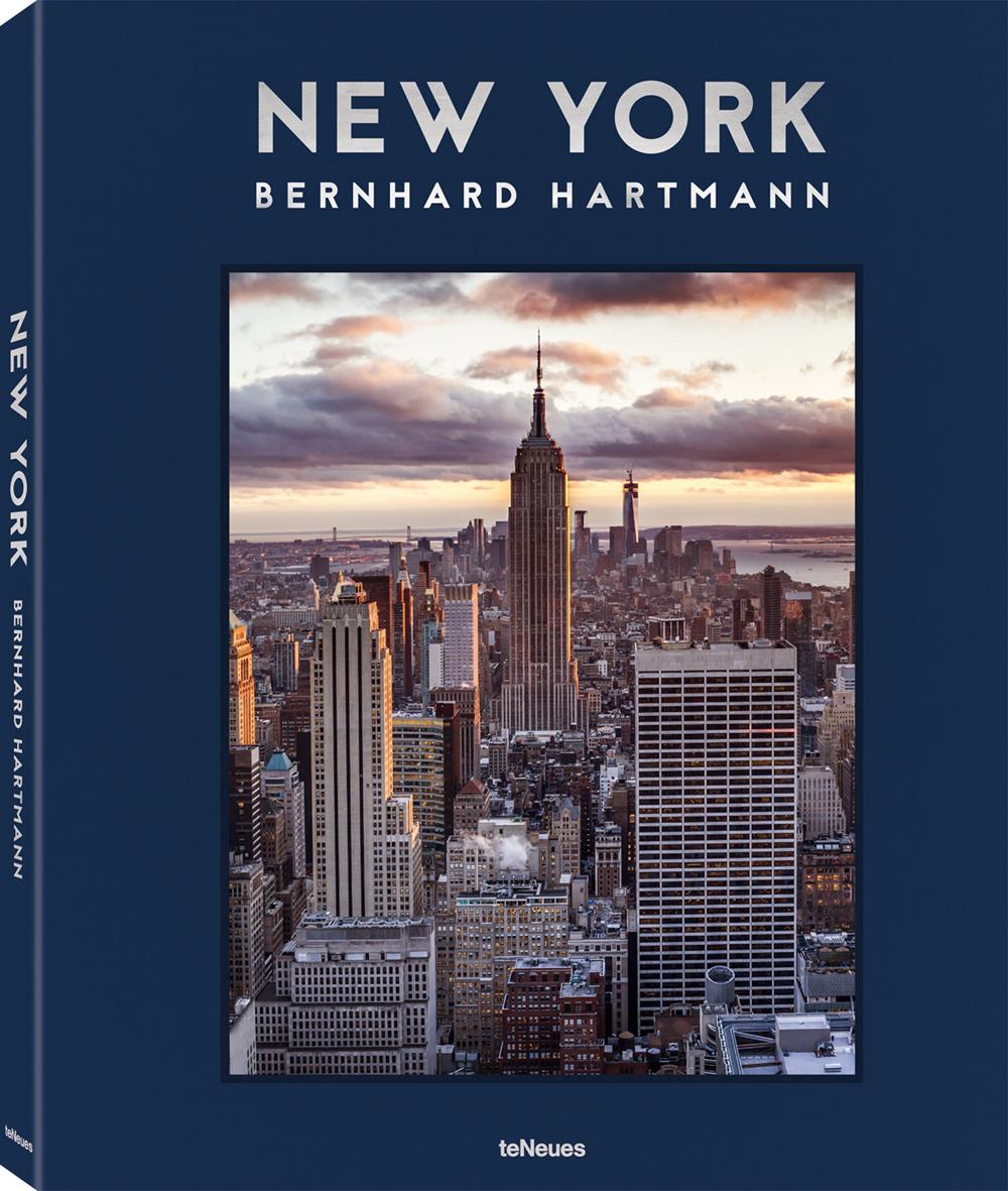 © NEW YORK von Bernhard Hartmann, erscheint im Juli 2017 bei teNeues, € 59,90, www.teneues.com , Empire State Building, 2013, Photo © 2017 Bernhard Hartmann. All rights reserved.