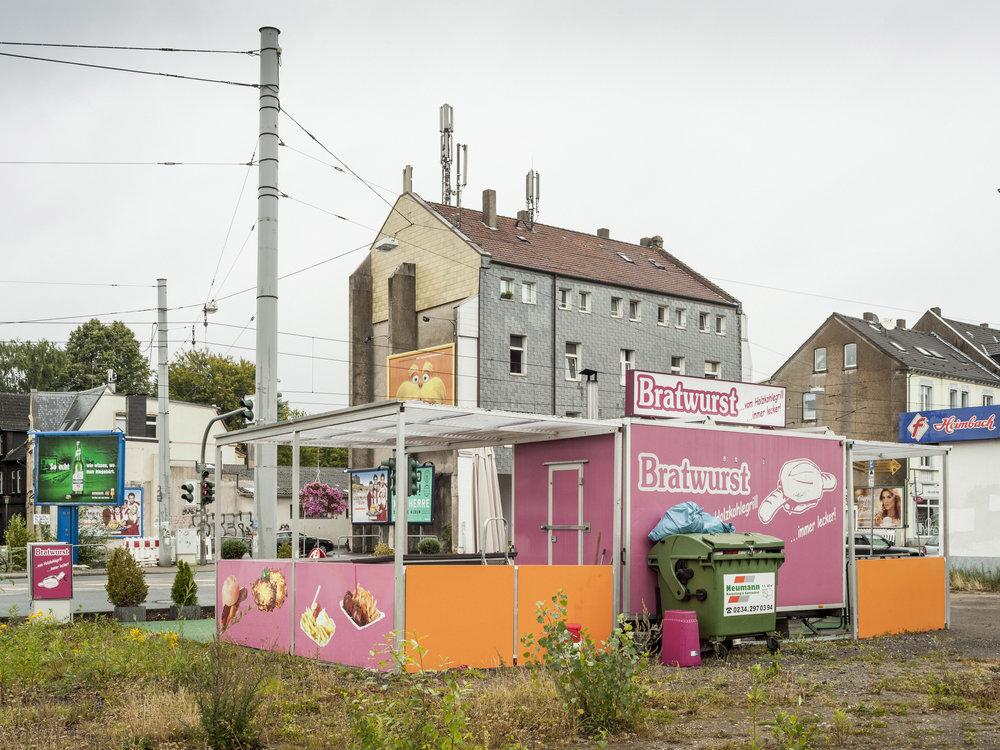 Peter Bialobrzeski: Bochum, 2012. Aus der Serie: »Die zweite Heimat«, 2011-2016 © Peter Bialobrzeski