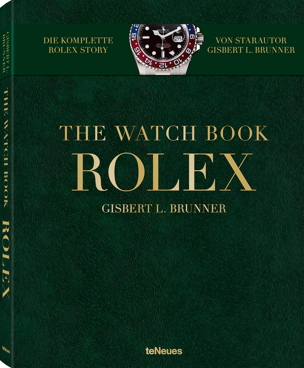 © THE WATCH BOOK ROLEX von Gisbert L. Brunner, erschienen bei teNeues,  € 59,90, www.teneues.com. Photo © Courtesy of Rolex