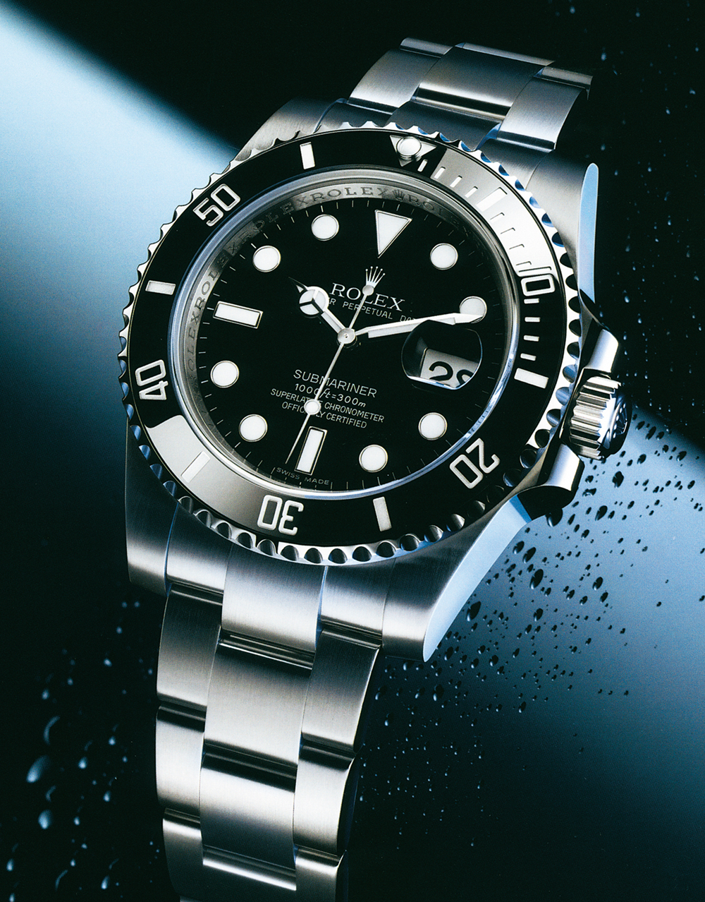 Oyster Perpetual Submariner Date, 2010  Photo © Courtesy of Rolex