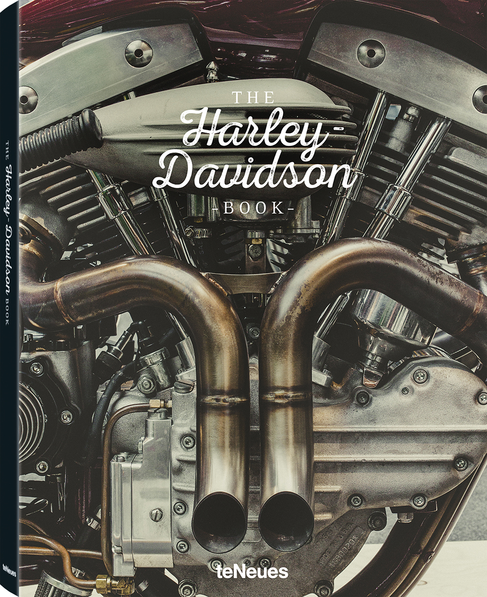 © The Harley-Davidson Book, to be published by teNeues in August 2017, € 49,90,  www.teneues.com .  Harley-Davidson Shovelhead-engine , Photo © Laurent Nivalle