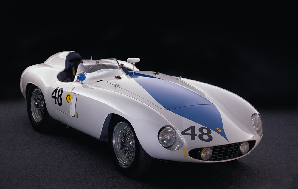 FERRARI 750 MONZA, 1954  Photo © Michel Zumbrunn