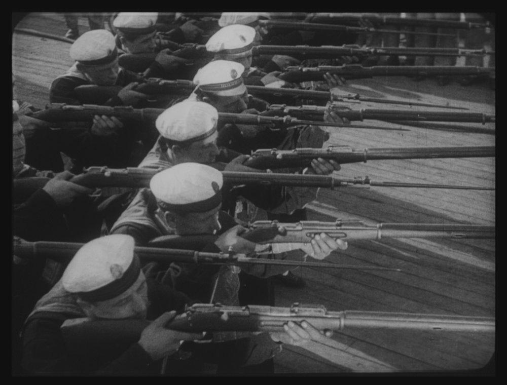 Sergei Eisenstein: Battleship Potemkin, USSR, 1925 (Still). Gosfilmofond of Russia, Moscow