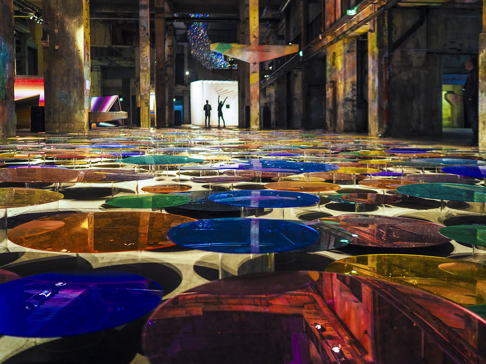 Olympus Perspective Playground 2017 Berlin by Eric Berger