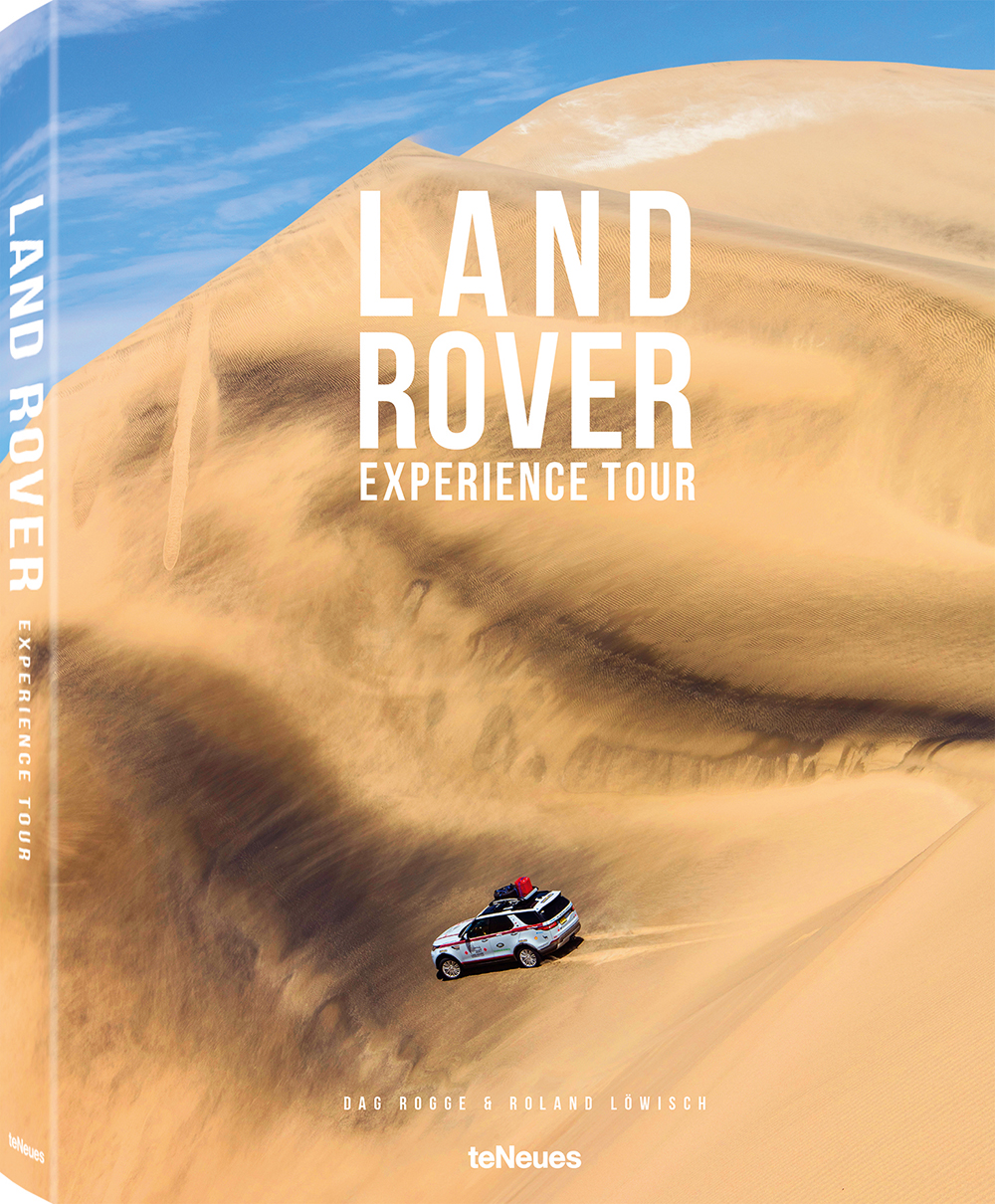 © LAND ROVER EXPERIENCE TOUR - EXTENDED & REVISED EDITION, published by teNeues, € 65,  www.teneues.com .  Peru,  Photo © Jaguar Land Rover Deutschland GmbH, photo: Craig Pusey