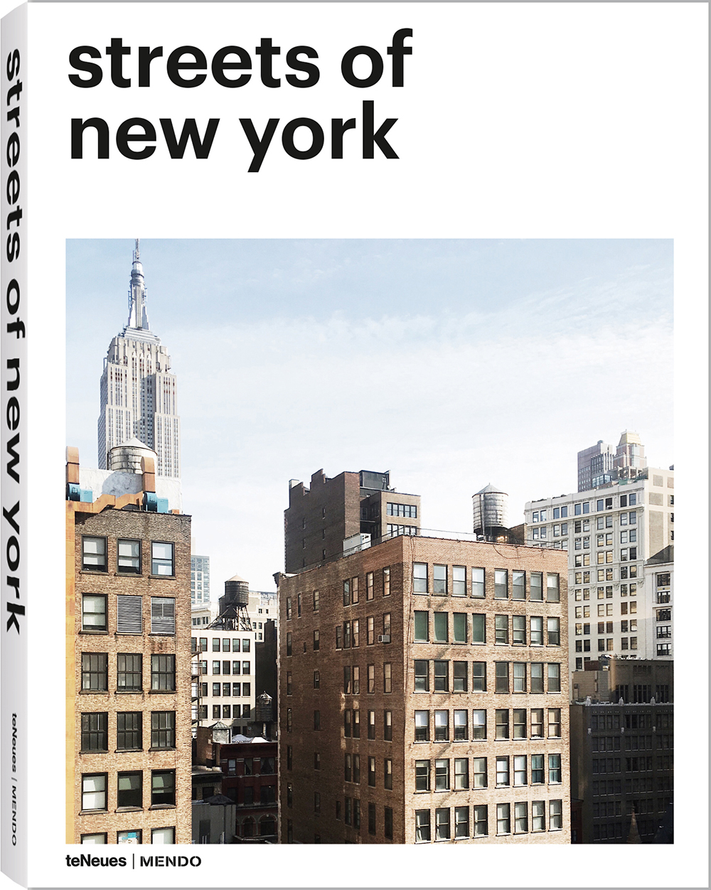 © Streets of New York by MENDO, published by teNeues, € 50, www.teneues.com , www.mendo.nl , Manhattan, Photo © Charissa Fay