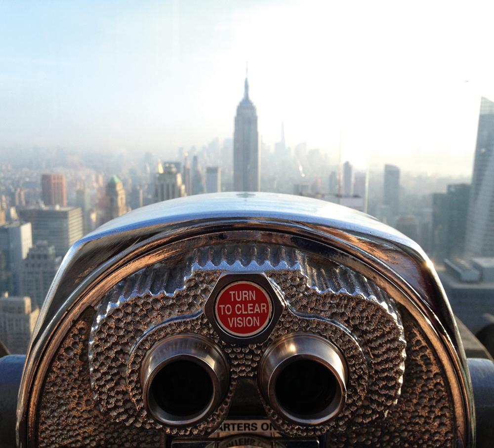 Rockefeller Center, Theater District, Manhattan  Photo © Patrick Janelle