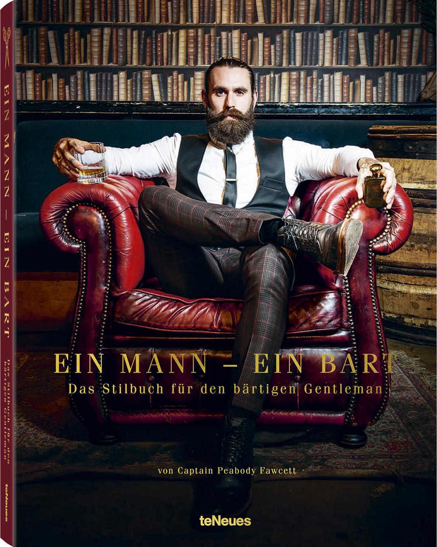 © Ein Mann - Ein Bart - Das Stilbuch für den bärtigen Gentleman von Captain Peabody Fawcett, erschienen bei teNeues, € 24,90, www.teneues.com , Photo © Iain Crockart