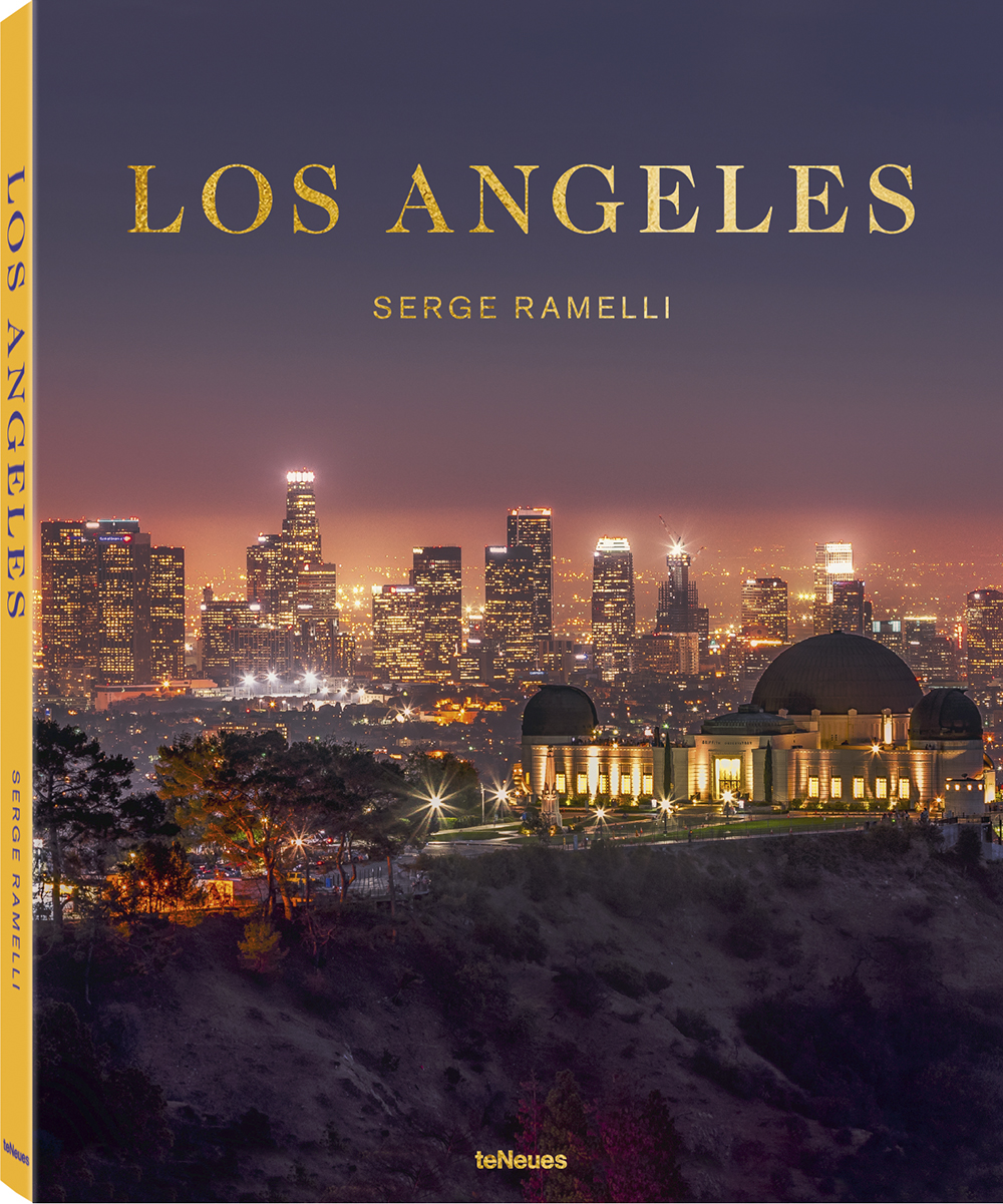 © LOS ANGELES by Serge Ramelli, published by teNeues, € 60,  www.teneues.com ,  The Terminator view , Photo © 2018 Serge Ramelli. All rights reserved.  www.photoserge.com