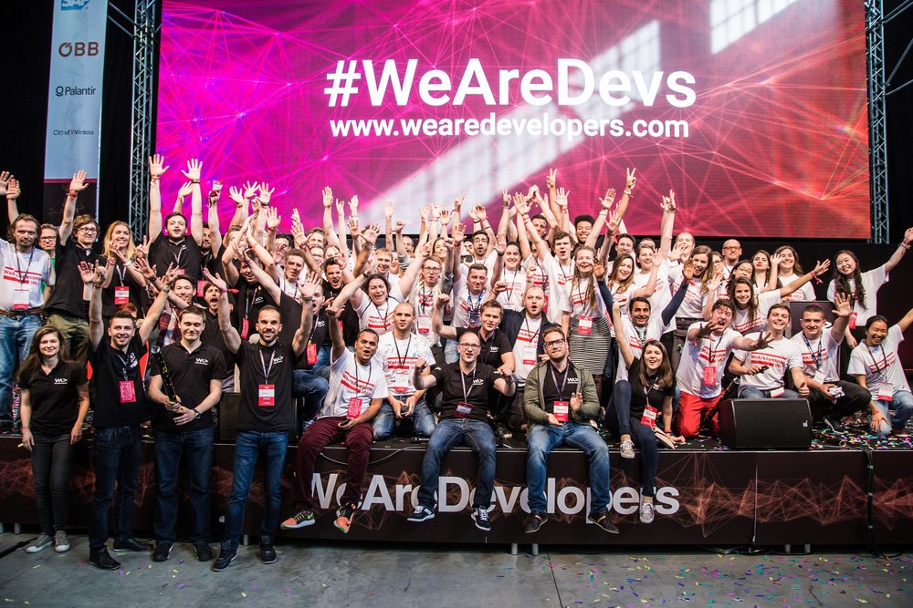WeAreDevelopers Conference 2017 // Day#2  (© Tamás Künsztler)