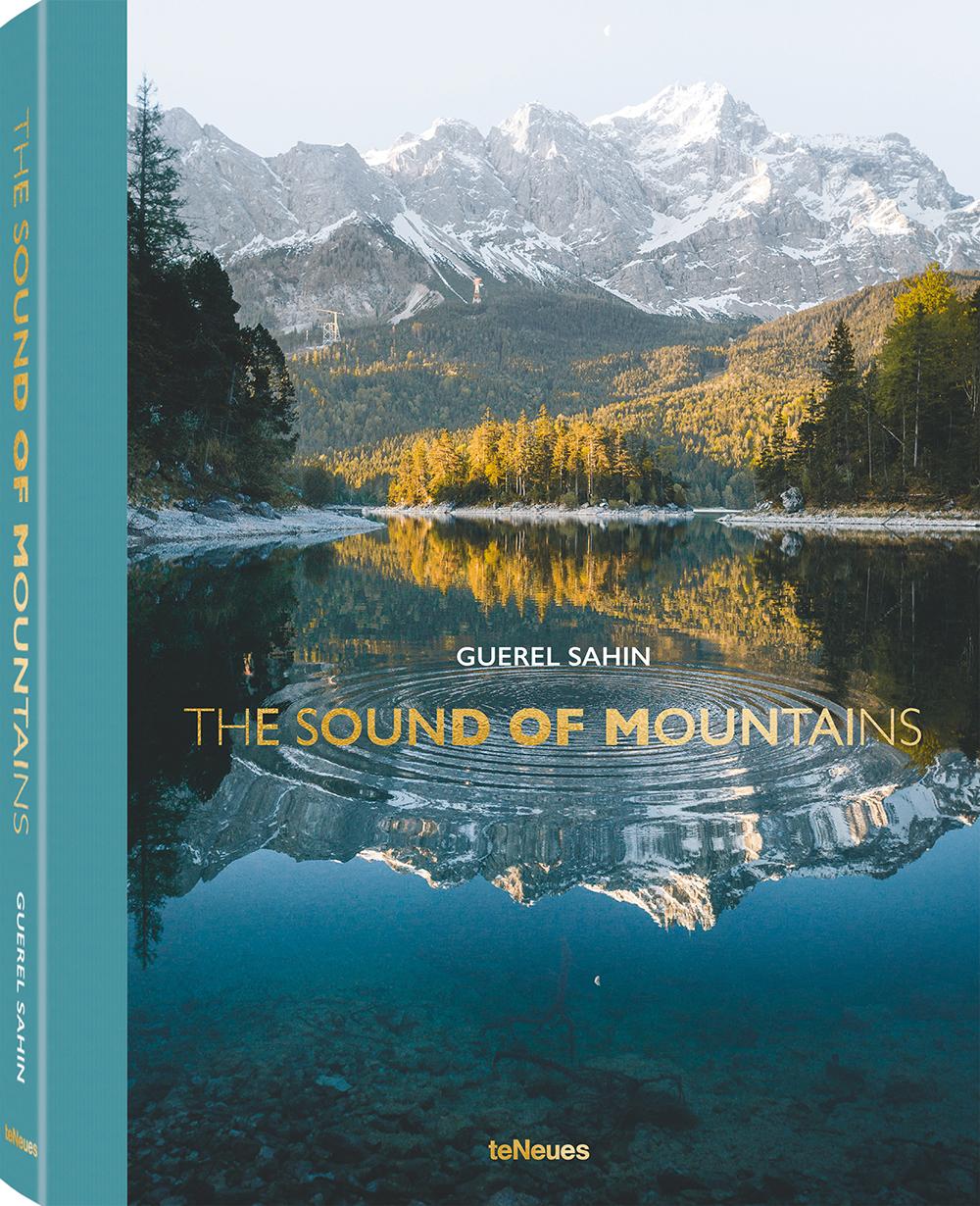 © The Sound of Mountains von Guerel Sahin, erschienen bei teNeues, € 40, www.teneues.com , Eibsee und Zugspitze, Bayern, Deutschland , Photo © 2018 Guerel Sahin / Palatina Media Gbr. All rights reserved. www.guerelsahin.com