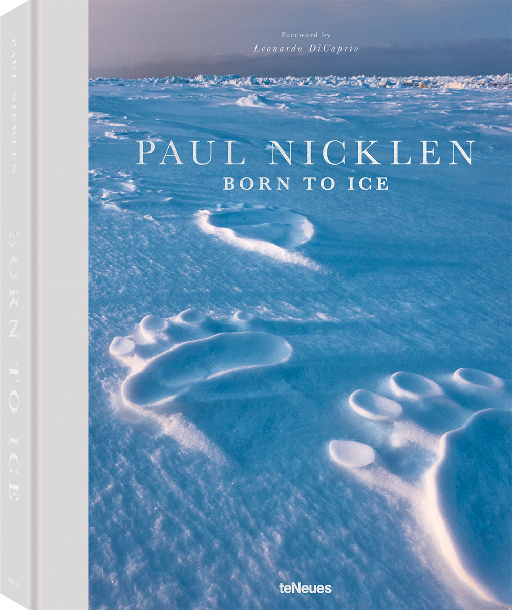 © Born to Ice by Paul Nicklen, published by teNeues, € 100,  www.teneues.com ,  Polar Impressions, Svalbard, Norway, Photo © 2018 Paul Nicklen. All rights reserved.  www.sealegacy.org