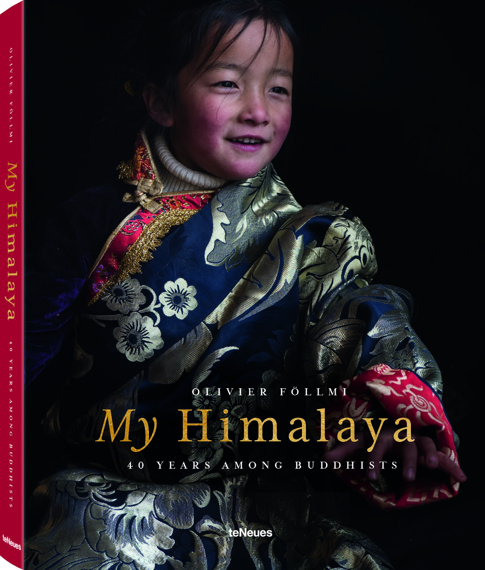 © My Himalaya - 40 Years among Buddhists by Olivier Föllmi, published by teNeues, € 80,  www.teneues.com , Photo © 2018 Olivier Föllmi. All rights reserved.  www.olivier-follmi.net