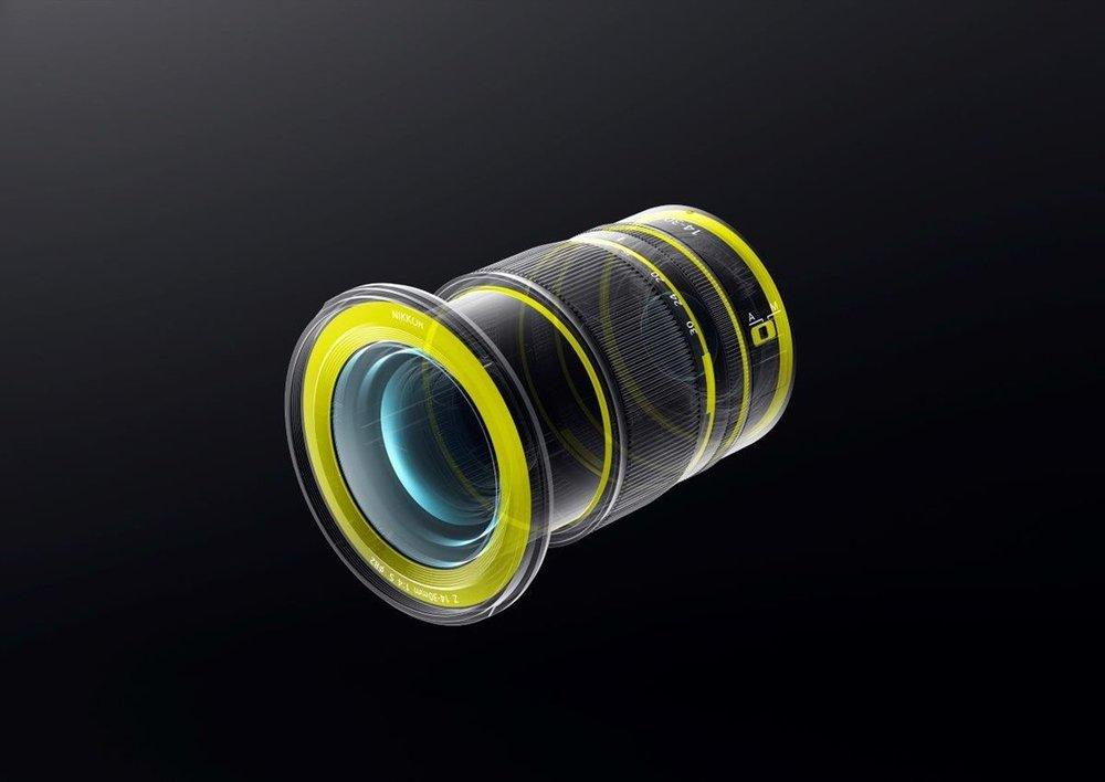 NIKKOR Z 14–30 mm 1:4 S
