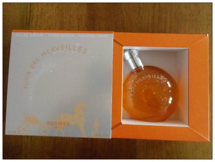 ein Geschenk - Elixir des Merveilles von Hermès
