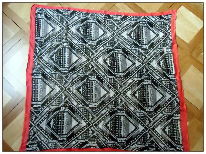 Schal für den Winter