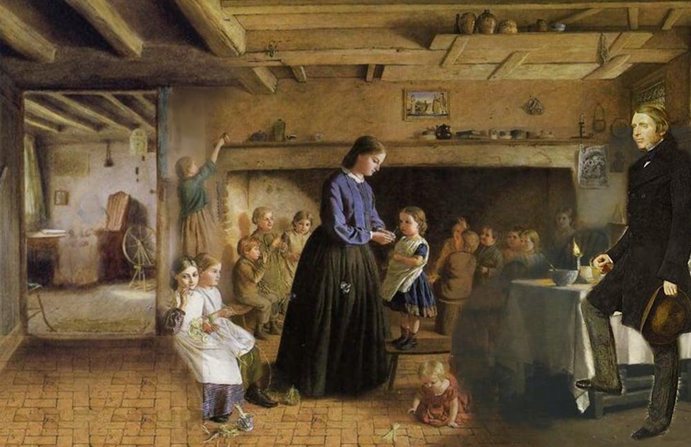 Jane's Cottage School