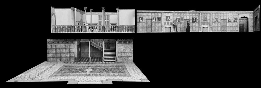 Thornfield Hall Model Photo